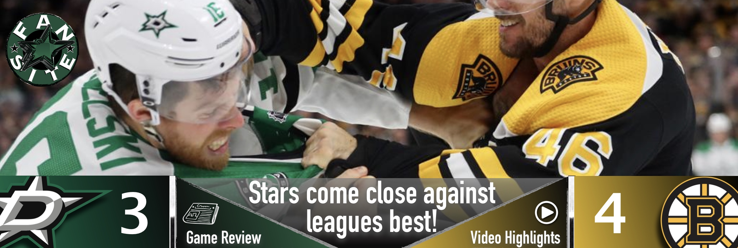 Stars come close against leagues best