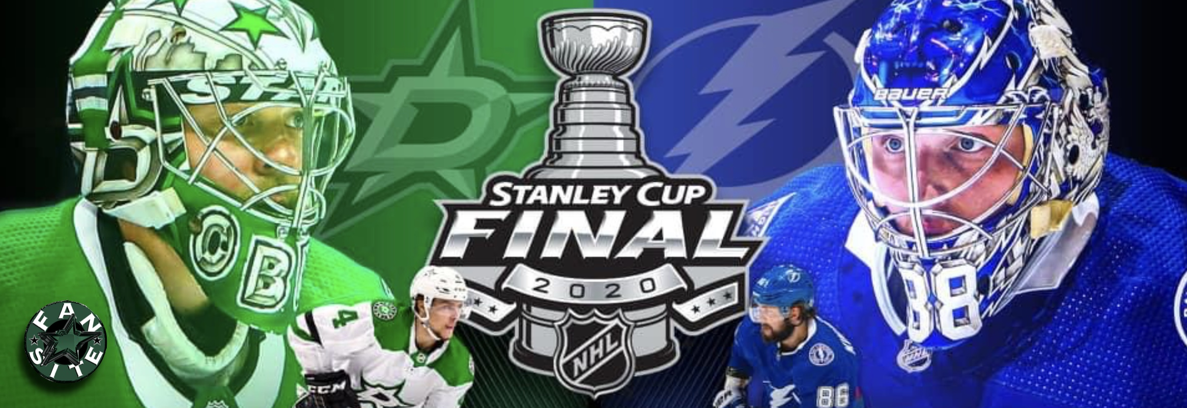 The Final is set! Stars vs Lightning